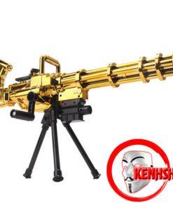Súng gatling gun gold